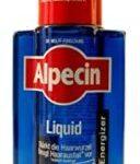 Alpecin Champú Doble Efecto, 2 x 200 ml – Champú anticaída y anticaspa